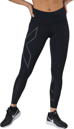 Light Speed Mid-Rise Compression Black
