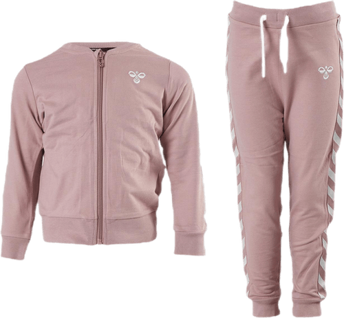 Bille Tracksuit Inf Pink
