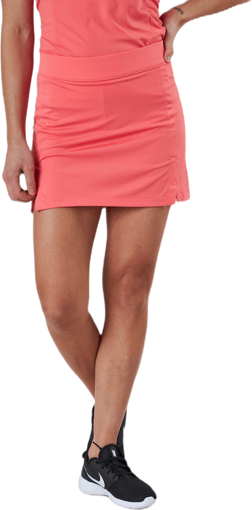 Amelie Mid Golf Skirt Pink
