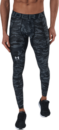 HG Armour Camo Leggings Black