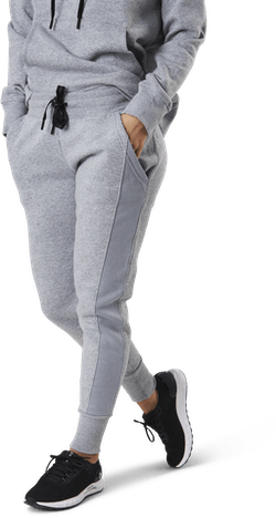 Rival Fleece EMB Pant Grey