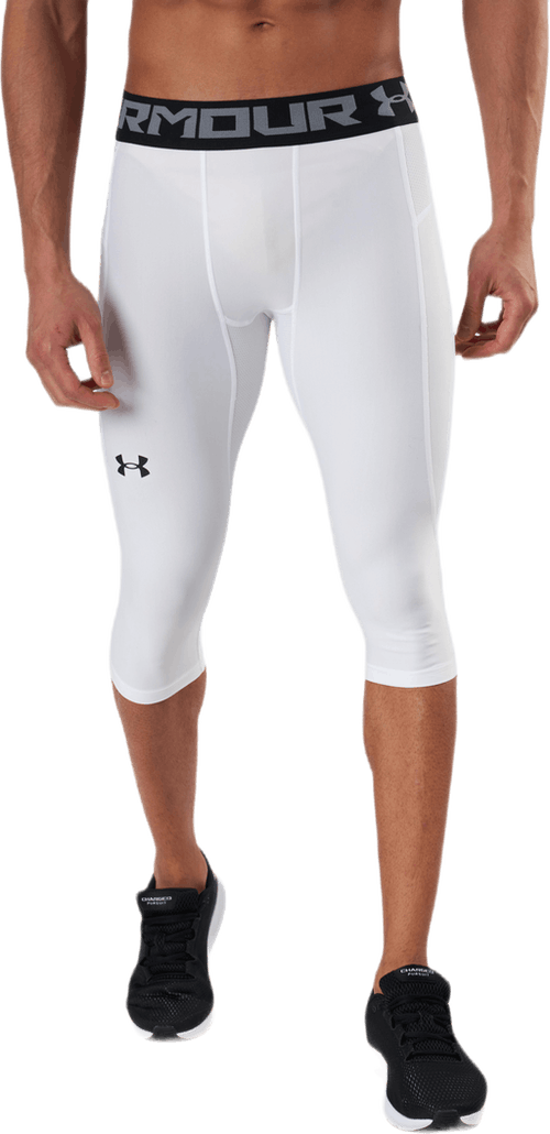 Baseline Compr Knee Tight White