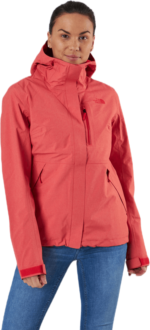 Dryzzle Futurelight Jacket Red