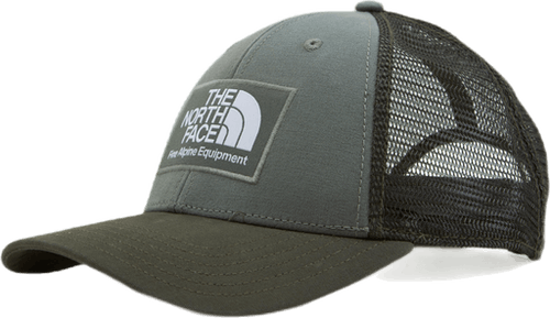Mudder Trucker Hat Green