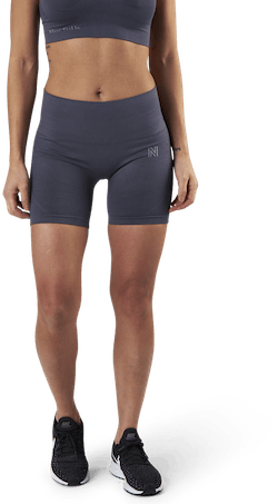 Erica Seamless Biker Shorts Blue