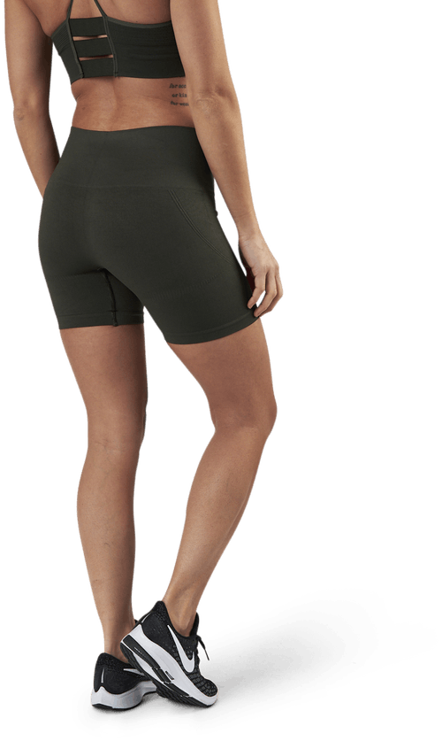 Erica Seamless Biker Shorts Green