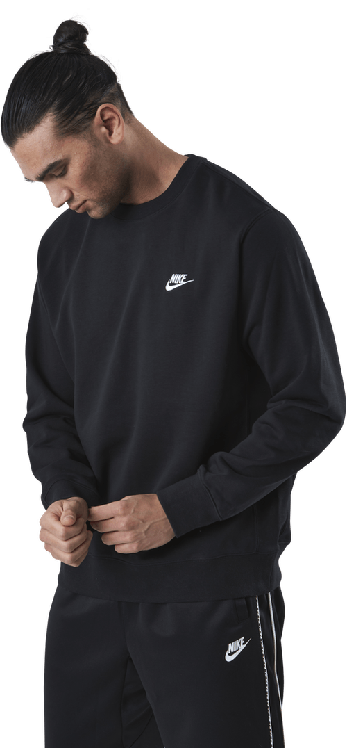 Nsw Club Fleece Crew White/Black