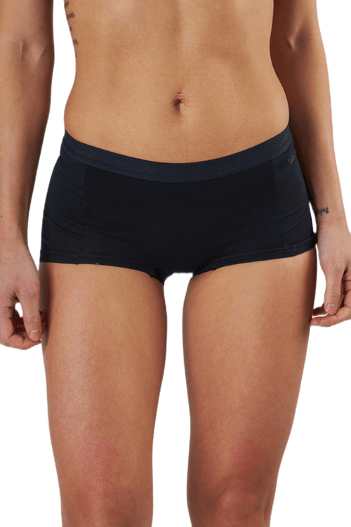 Mia Solid Minishorts 5-Pack Patterned