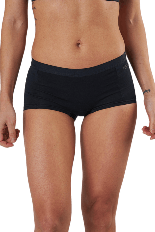 Mia Solid Minishorts 3-Pack Black