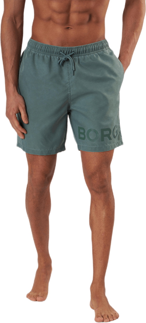 Sheldon Shorts Green