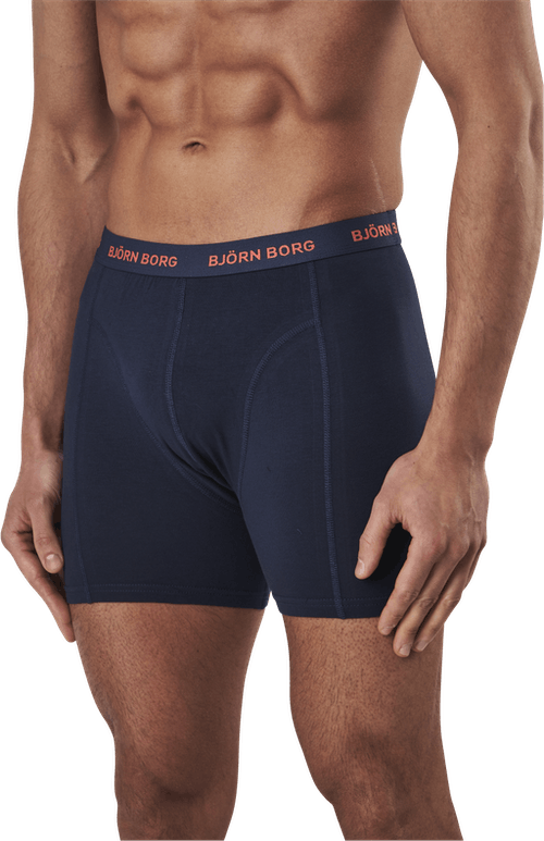 Sammy Solid 5-Pack Patterned