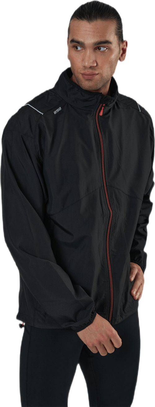R90 Light Jacket Black