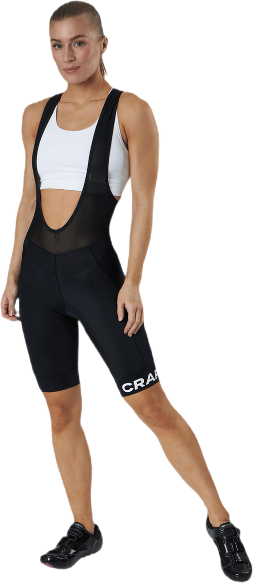 Core Endurance Bib Shorts  Black