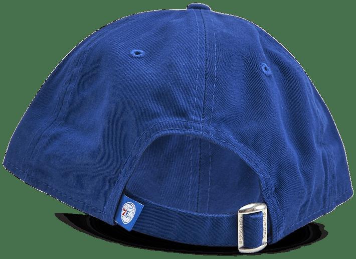 76Ers Vintage Front Blue 9Forty