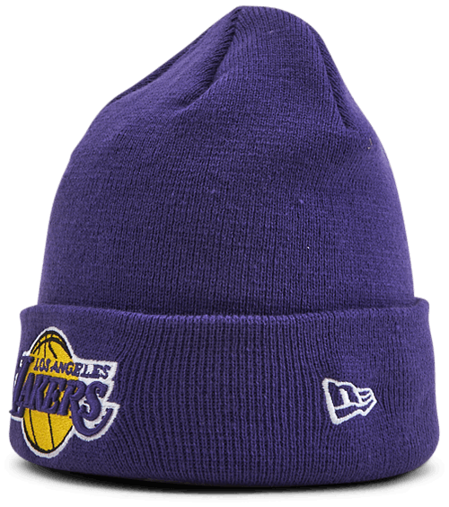 Lakers Knit Hat