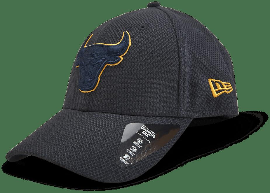 Bulls Stretch Tech Navy 39Thirty Cap