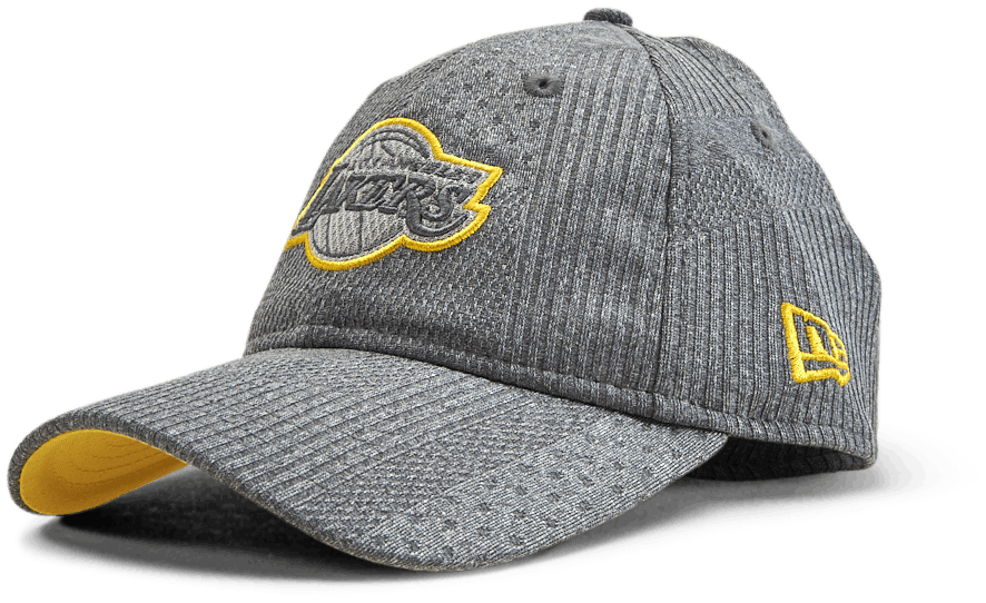 Lakers Knit Cap