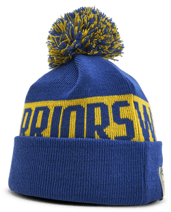Warriors Knit Hat Kids