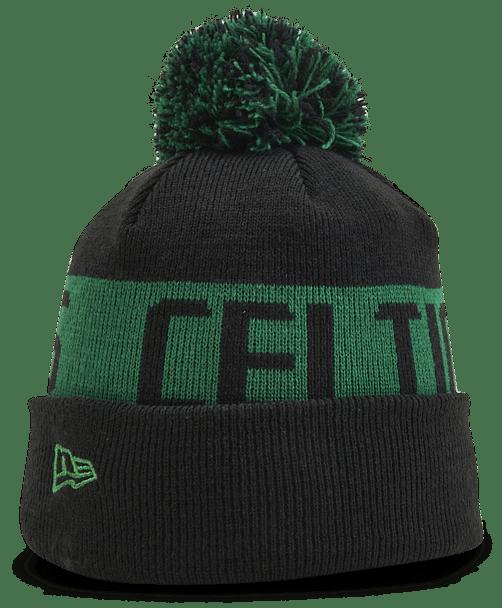 Celtics Knit Hat Kids