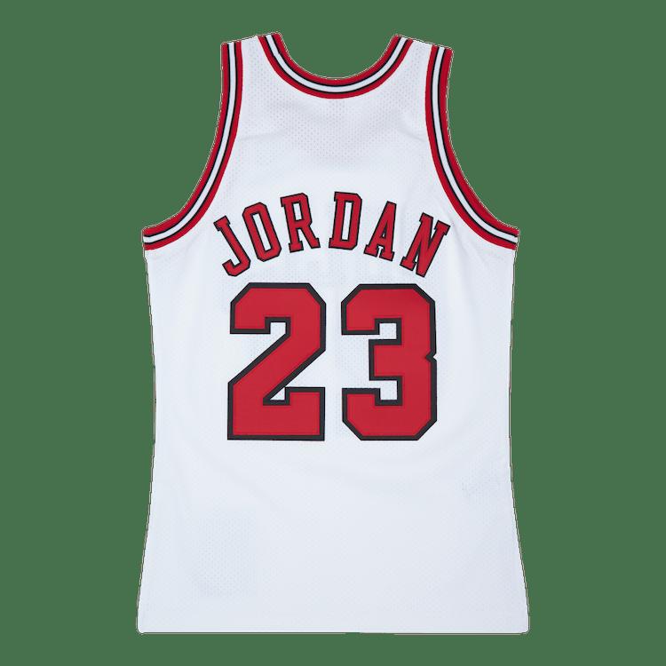 Authentic Jersey 97 Bulls - Michael Jordan