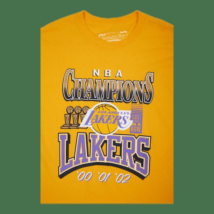 Lakers 3X Champions Tee