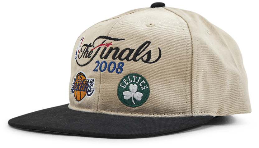 Finals History Lakers -