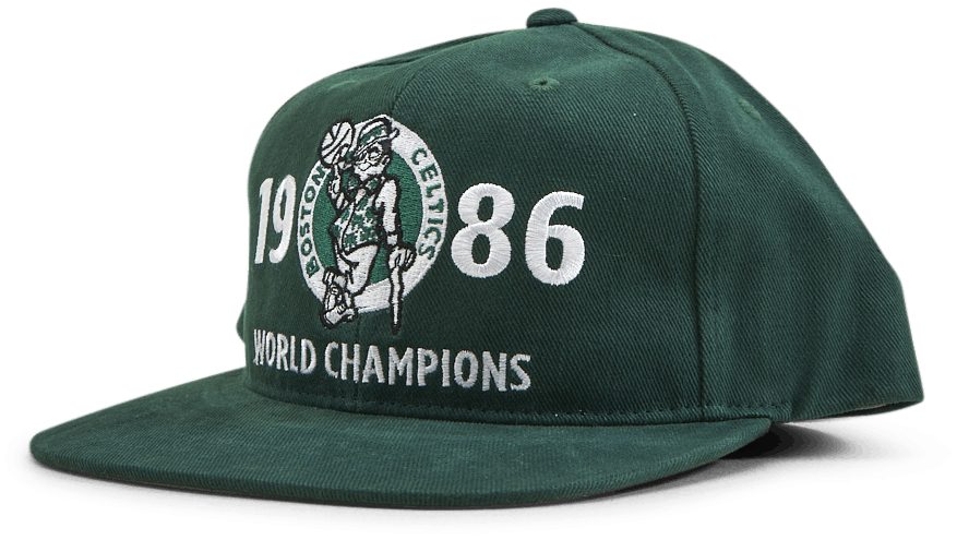 Finals History Boston Celtics -