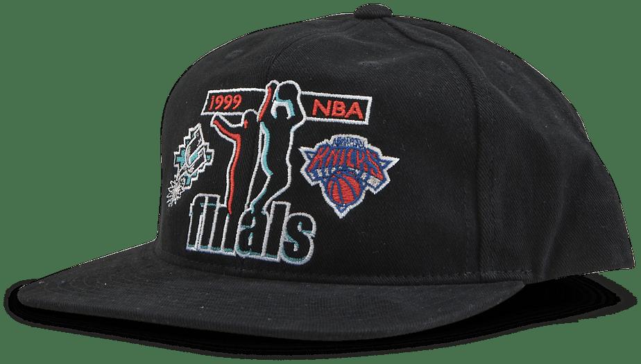 Finals History Spurs -