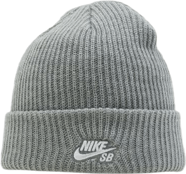 Fisherman Beanie Gray