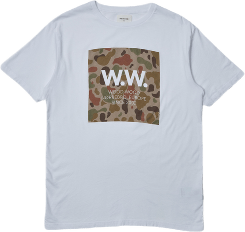 Ww Square Tee White