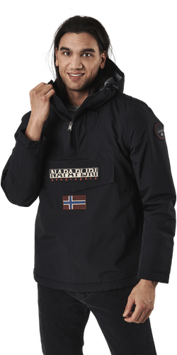 Rainforest Winter Jacket Black