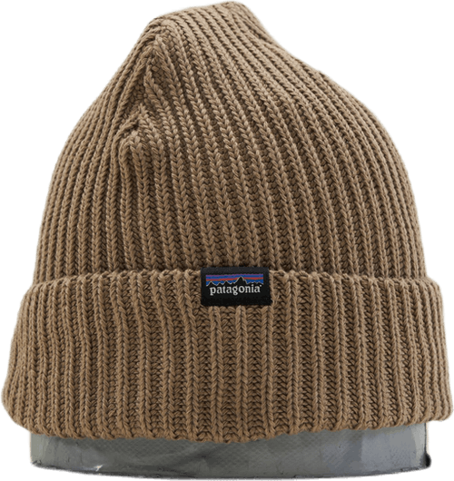 Fishermans Rolled Beanie Khaki