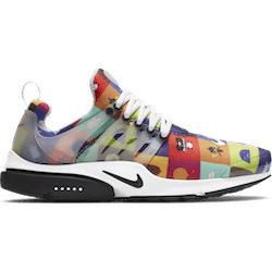 Nike Air Presto Multi-color/black-white