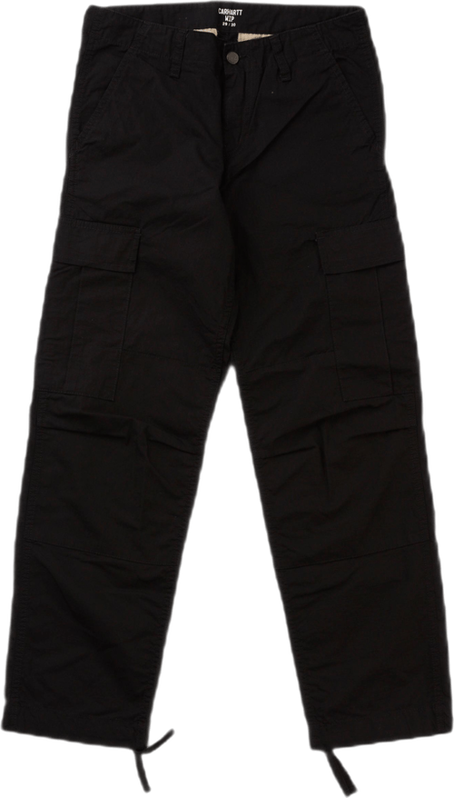 Wip Regular Cargo Pant Black