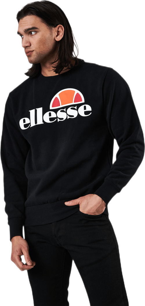 Succiso Sweatshirt Black