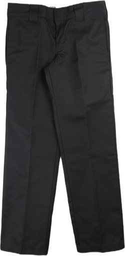 873 Slim Straight Work Pant Black