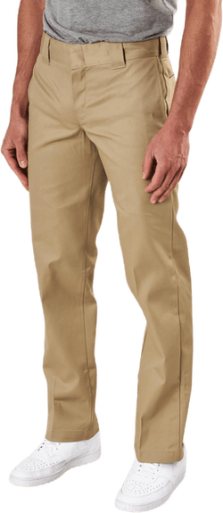 873 Slim Straight Work Pant Khaki