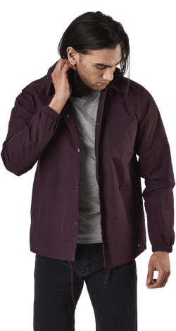 Torrance Coaches Jacket Red