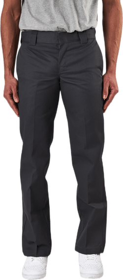 873 Slim Straight Work Pant Gray