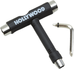 Hollywood T Tool White