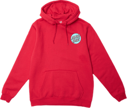 Other Dot Hoodie Red