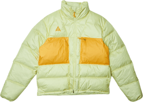 Acg Down Fill Jacket Green