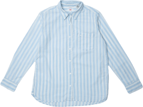 The Ultimate Boyfriend Shirt Blue