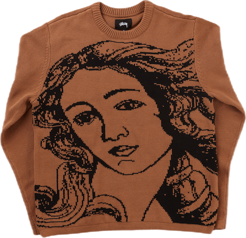 Venus Sweater Brown