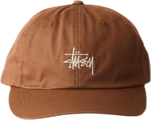 Stock Low Pro Cap Light Brown