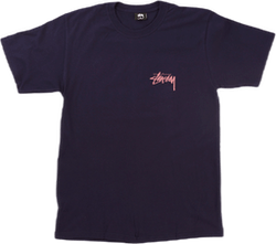 Elation Tee Navy