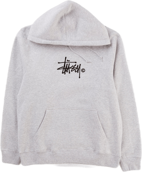 Copyright Stock App. Hoodie Ash Heather