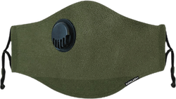 Li Adult Hero Mask Army Green Army Green