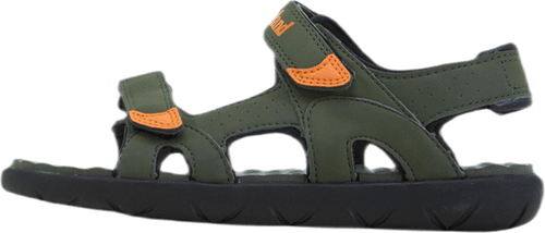 Perkins Row 2-strap Dark Green W Org