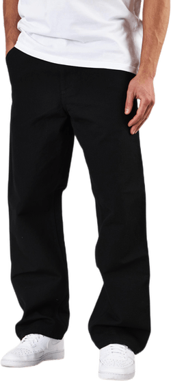 Single Knee Pant Black
